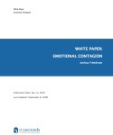 White Paper: Emotional Contagion