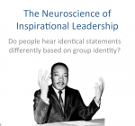 Academic Research- Inspirational Leadership and Group Identity