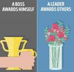 Video: A Boss Versus A Leader