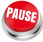 A Pause Is Essential