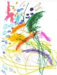 Praising Kids' Abstract Paintings