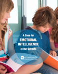 The School Case for Emotional Intelligence